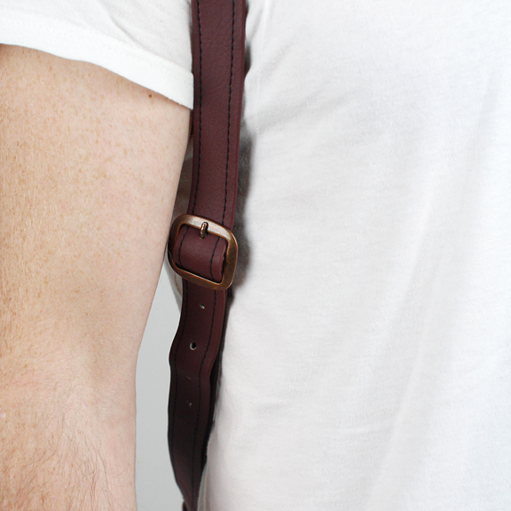 Gentleman's Leather Plunger Sling